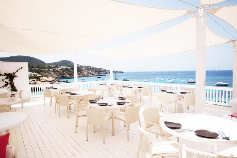 Cottonbeachclub in Ibiza