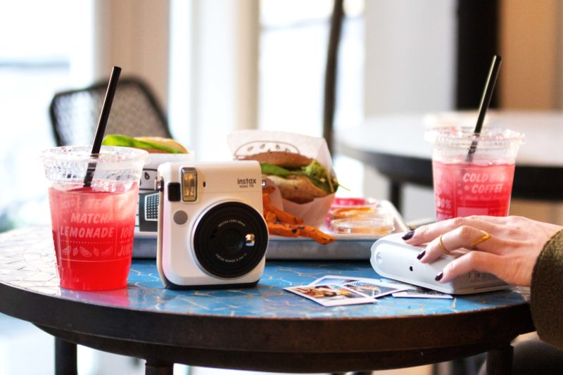 Fujifilm instax Share SP 1 by chef chloe