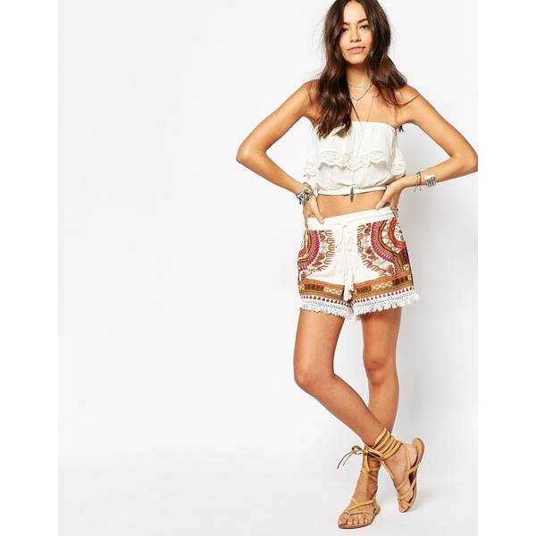 Band of Gypsies Dashiki Shorts
